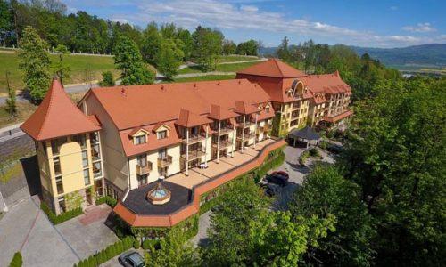 Hotel Lysec, Kúpele Bojnice