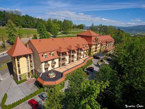 Лечебный курорт Бойнице, Словакия